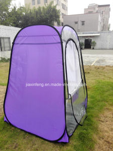 Pop up PVC Tent with 2 Side Windows pictures & photos