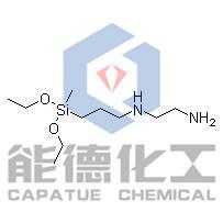 (3-((2-Aminoethyl)amino)propyl) Diethoxy (methyl) Silane CAS: 70240-34-5 pictures & photos
