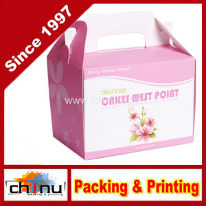Cake Gift Paper Box (3140) pictures & photos