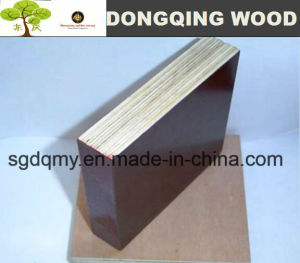 18mm Brown Concrete Formwork Film Faced Plywood Sheets pictures & photos