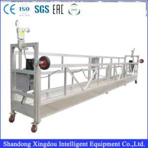 800 Rated Load Personalized Rope Steel Suspended Platform pictures & photos
