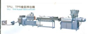 TPV, TPR, TPU Rubber Band Machine pictures & photos