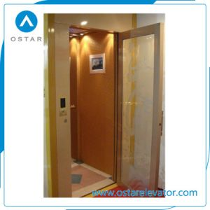 Convenient and Safe Home Elevator for Residential Passenger Used pictures & photos