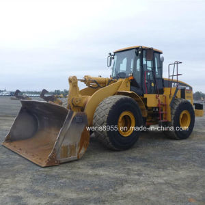 Used Cat 966g Wheeled Loaders
