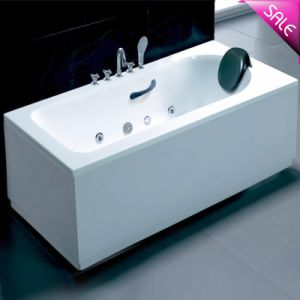 Hot Sale Very Small Bathtub, Freestanding Bathtub (SR580) pictures & photos