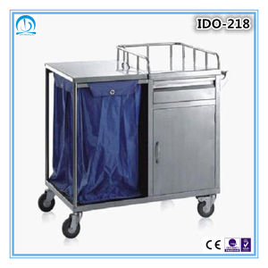 Hospital Trolley Cart Hospital Laundry Trolley pictures & photos