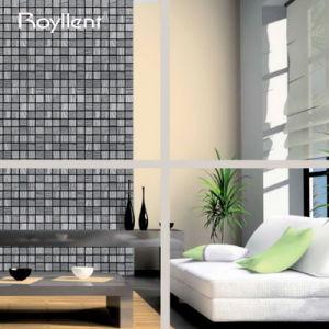Wood Grain DIY Peel and Sticker Mosaic Wall Tile for Kitchen Backsplash Interior Home Decor