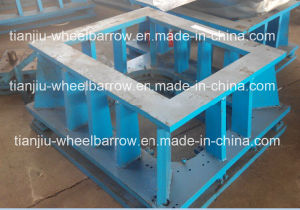 China′s High Quality Best-Selling Single Wheel Wheel Barrow Moulds Wb3800 pictures & photos