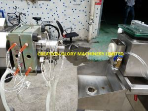 High Quality Nasal Oxygen Medical Tubing Plastic Extrusion Machine pictures & photos