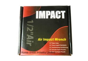 Professional Quality Compact Impact Wrench 1/2 Air Impact Tools for Sale pictures & photos