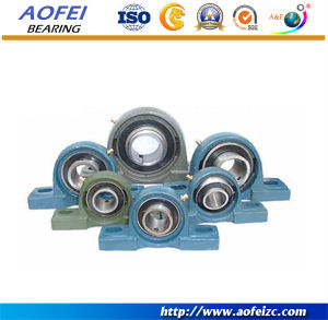 Pillow block bearing Spherical bearing Ball bearing units pictures & photos