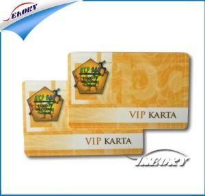 PVC Hi-Co/Lo-Co Magnetic Strip Card pictures & photos