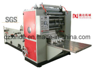 Automatic Box-Drawing Face Tissue Machine (CIL-FT-20A-3) pictures & photos