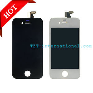 Hot Selling Jdf/Tianma/Original Mobile Phone LCD for iPhone 4G/4s pictures & photos