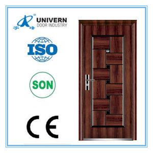 Latest Design Cheap From China Steel Exterior Door pictures & photos