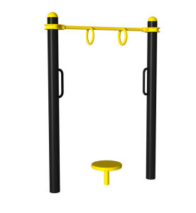 Standing Waist Twister Machine Fitness Equipment (HD-12901) pictures & photos