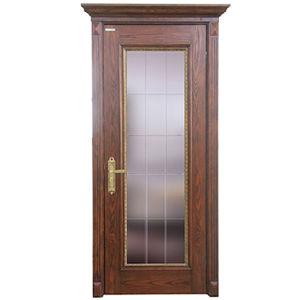 Single Interior Glass Doors