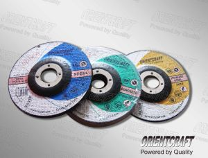 Fiberglass Reinforced Depressed Center Cut-off Wheel (201.00)