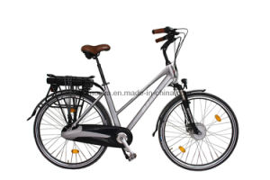 Monca New Fashion Type Good Design Electric bicycle City Trip Comfortable E-Bikes with 200W Brushless Motor pictures & photos