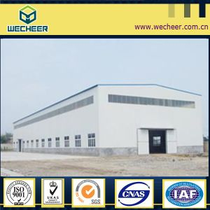 2017 Hot Sale Light Large Span Steel Metal Prefabricated Modular Building pictures & photos