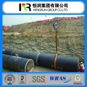 Prestressed Concrete Cylinder Pipe / Pccp Pipe for Water Supply pictures & photos