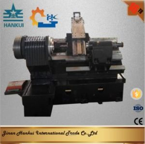 China GSK Contorl System Slant Bed CNC Lathe (CK-80L) pictures & photos