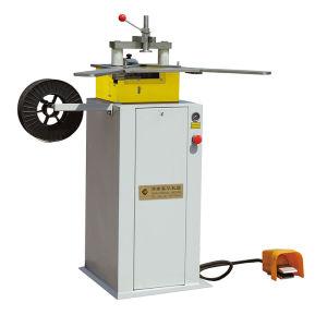 Md-W-200 Pneumatic Code Nail Machine for Wood Window and Door/Win-Door Machine pictures & photos