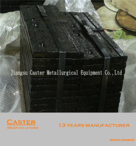 SGS Approved 10+10 Hardfacing Wear Steel Plate pictures & photos