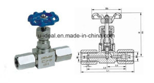 Pressure Gage Needle Valve-Hydraulic Valve-Gas Valve pictures & photos