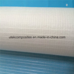 Density 0.8*0.8 Fiberglass Mesh with Tissue 25GSM Fiberglass pictures & photos