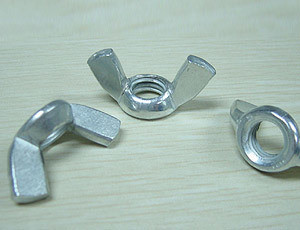 China Good Quality Wing Nuts, Flange Nuts, Hex Nuts. pictures & photos