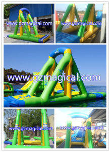 Aqua Inflatable Seesaw Swing Water Toys Inflatable Water Games (MCA-11) pictures & photos