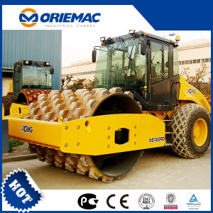 26 Ton Oriemac Hydraulic Single Drum Vibratory Compactor Xs262 pictures & photos