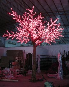 Yaye Top Sell CE/RoHS Approval LED Simulation Tree/LED Simulation Cherry Tree with Warranty 2 Years pictures & photos