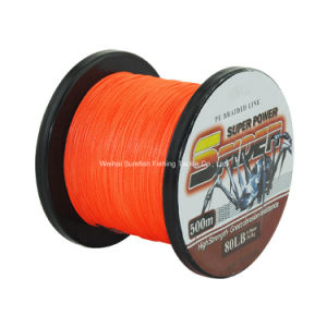 Multifilament Dymeena PE Carp Fishing Line Braided Fishing Line pictures & photos