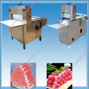 Stainless Steel Automatic Meat Slicing Machine pictures & photos