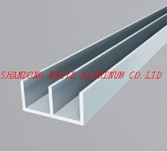 Building Material OEM 6061 T6 Extruted Aluminum Profile Aluminium Profile for Window Door Industry and Buildings 6061 T6 pictures & photos