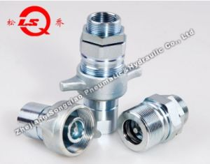 Kze-Bc Thread Type Hydraulic Quick Coupling (BRASS) pictures & photos