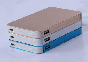 Aluminium 10000mAh Dual USB Power Bank (CP01012) pictures & photos