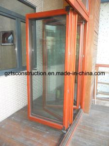 2012 Wood New Design Folding Door (TS-212) pictures & photos
