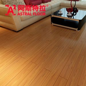 12mm Wave Embossed Surface Laminate Flooring, HDF Laminate Flooring (AB9960) pictures & photos