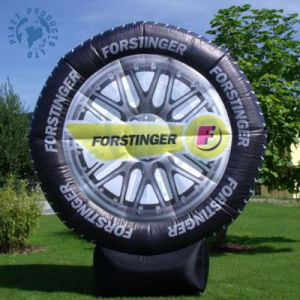 Inflatable Wheel for Advertising (PLAD32-023)