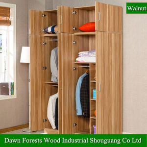 modern Design Wardrobe with Opening Door pictures & photos