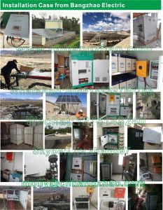 Factory Derect Sale Solar Plant Invertors 150kw Single Phase Output pictures & photos
