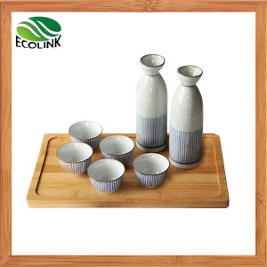 Bamboo Tea Tray Serving Tray pictures & photos