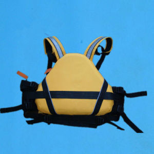 Yellow Offshore Life Jacket with Fashion Design pictures & photos