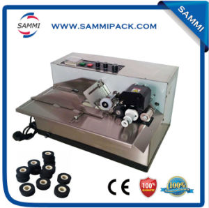 High Speed Semi Automatic Solid Ink Date Coding Machine (MY-380)