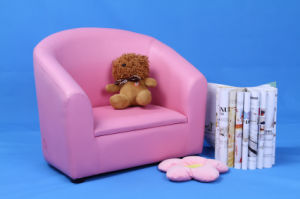 Children Living Room Leather Sofa/Kids Chair (SXBB-12) pictures & photos