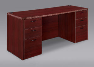 Modern High Quality MFC Board Office Furniture Deluxe Pedestal Full pictures & photos