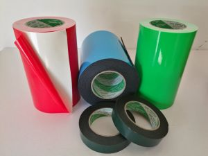 PE Foam Tape for The Fixation of Inner Structure in The Glass Combination pictures & photos